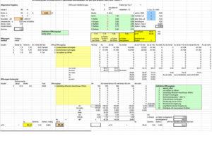 Muster Ermittlung Feuerwiderstand nach DIN 18230-1